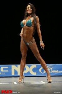 Jade Carroll - Bikini F - 2013 NPC Nationals