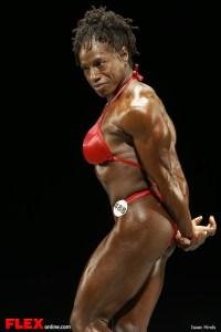Patricia Watson - Women's Lightweight - 2013 NPC Nationals