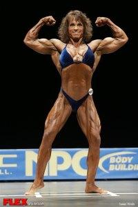 Sarah Mathison- Women's Light Heavyweight - 2013 NPC Nationals
