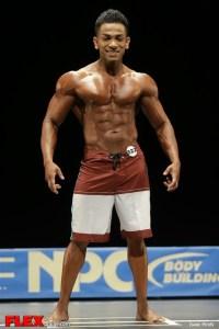 Freddy Naidu - Men's Physique A - 2013 NPC Nationals