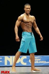 Andre Adams - Men's Physique B - 2013 NPC Nationals