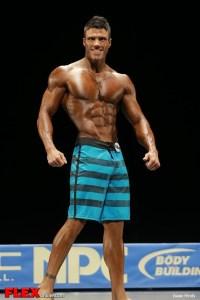 Alex Currie - Men's Physique B - 2013 NPC Nationals