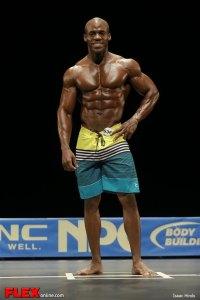 Reuban Gordon - Men's Physique D - 2013 NPC Nationals
