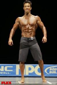 Nick Cunico - Men's Physique D - 2013 NPC Nationals