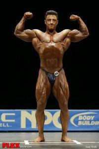 Michael Mannai - Men's Middleweight - 2013 NPC Nationals