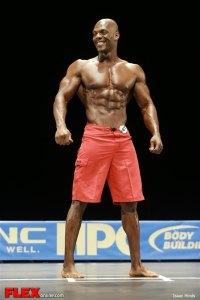 John Arterberry - Men's Physique E - 2013 NPC Nationals