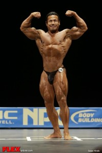 Danny Hester - Men's Middleweight - 2013 NPC Nationals