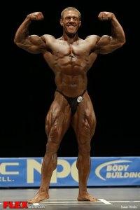 Chris Tuttle - Men's Light Heavyweight - 2013 NPC Nationals