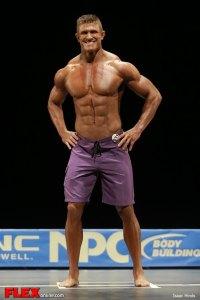Josh Bowmar - Men's Physique F - 2013 NPC Nationals