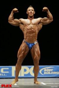 Devin Farrow - Men's Light Heavyweight - 2013 NPC Nationals