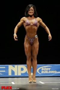 Ivana Ivusic - Figure B - 2013 NPC Nationals