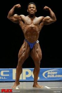 Jonathan Irizarry - Men's Heavyweight - 2013 NPC Nationals