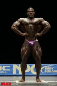 Benny Brantley - Men's Heavyweight - 2013 NPC Nationals