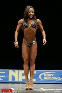 Jessica Canty - Figure C - 2013 NPC Nationals