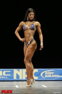 Kayla Johnson - Figure D - 2013 NPC Nationals
