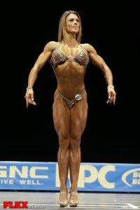 Annette Mendez - Figure E - 2013 NPC Nationals