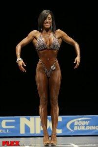Bryana Turner - Figure F - 2013 NPC Nationals