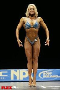 Shelby Mello - Figure F - 2013 NPC Nationals