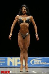 Angie Garcia - Figure F - 2013 NPC Nationals