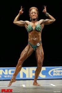 Kimberley Raber - Women's Physique D - 2013 NPC Nationals