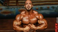 King Kahn Re-Signs with Weider/AMI