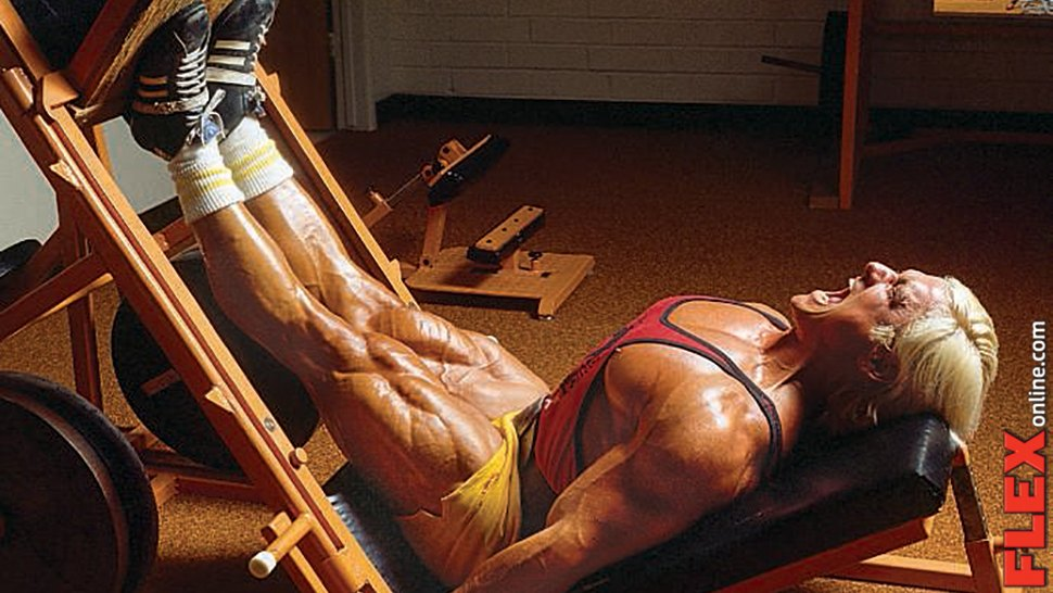 Even Stronger Than They Look: Tom Platz | Muscle & Fitness
