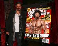 Muscle & Fitness Issue Launch Party With Joe Manganiello