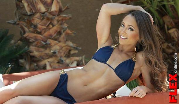 Montana Marks - 2013 FLEX Bikini Model Finalist