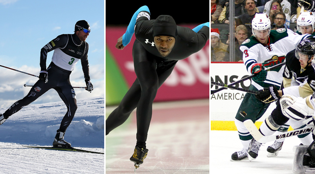 Winter Olympic Frankenstein: Building the Perfect Athlete