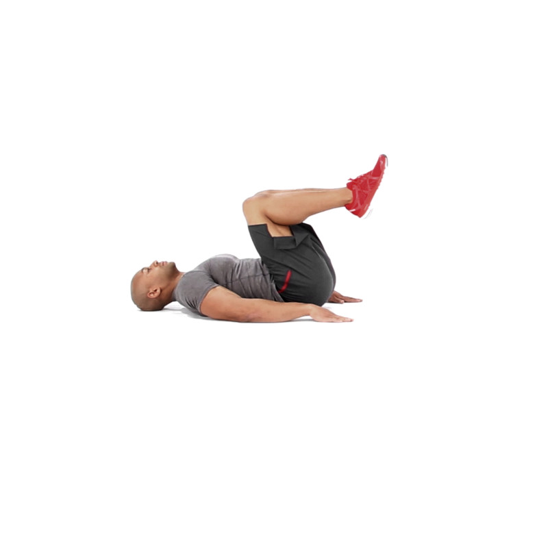 Reverse Crunch Exercise Video Guide Muscle Fitness