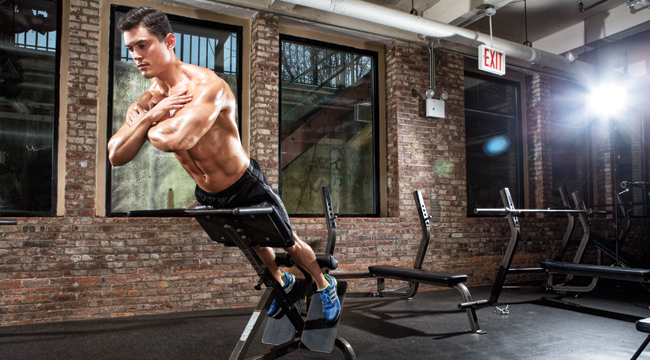 3 Exercises for a Strong Lower Back
