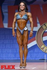 Ava Cowan - Figure International - 2014 Arnold Classic