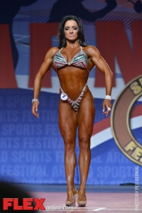 Heather Dees - Figure International - 2014 Arnold Classic