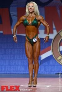 Amanda Doherty - Figure International - 2014 Arnold Classic