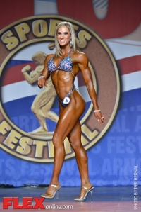 Dana Ambrose - Figure International - 2014 Arnold Classic