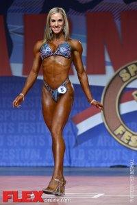 Dana Ambrose - Figure International - 2014 Arnold Classic