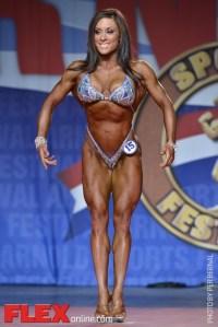 Allison Frahn - Figure International - 2014 Arnold Classic