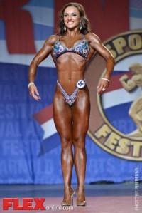 Natalie Waples - Figure International - 2014 Arnold Classic