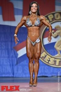 Kati Alander - Figure International - 2014 Arnold Classic