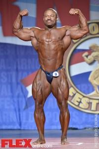 Tricky Jackson - 2014 Arnold 212