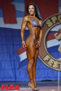 Trish Warren - Fitness International - 2014 Arnold Classic