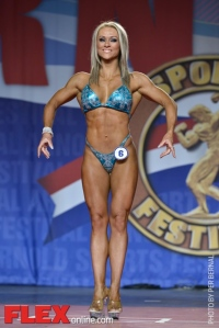 Kizzy Vaines - Fitness International - 2014 Arnold Classic
