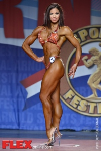 Michelle Blank - Fitness International - 2014 Arnold Classic