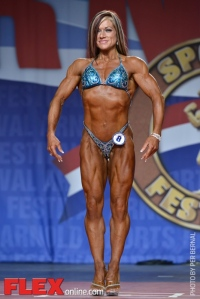 Amanda Hatfield - Fitness International - 2014 Arnold Classic