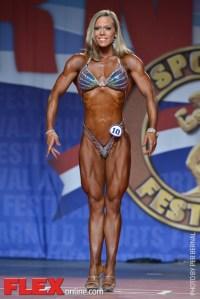 Bethany Cisternino - Fitness International - 2014 Arnold Classic