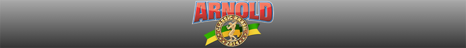 2014 Arnold Classic Brazil