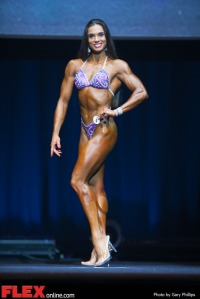 Ekaterina Gamagina - Pro Figure - 2014 Australian Pro