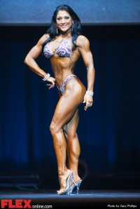 Candice Keene - Pro Figure - 2014 Australian Pro