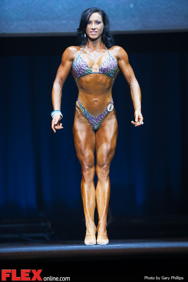 Rinnah Schmid - Pro Figure - 2014 Australian Pro