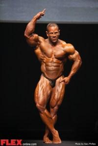 David Henry - 2014 Australian Pro